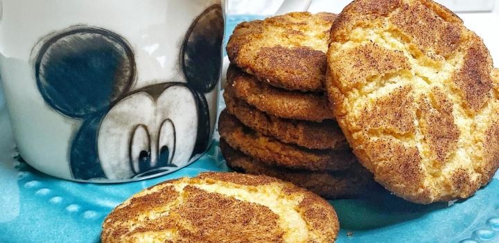 Snickerdoodle Cookies!